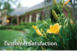 Customer satisfation is out goal at A Good Earth Maintenance