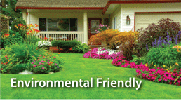 We use only environmentally friendly fertilizers products